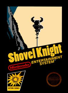 Shovel Knight Black Box 2 by Hananas-nl