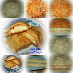 Cacina kuhinja: Pita sa sirom i ajvarom