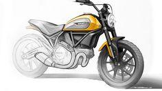 Ducati Scrambler finally makes its official debut