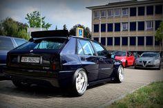 Lancia Delta Tuning