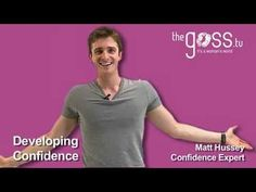 ▶ Dating Advice - Building Your Confidence - Matt Hussey - Get the Guy - YouTube #DatingAdvice
