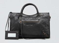 Ella Pretty: 5 Reasons Why I Love the Balenciaga Black City Bag