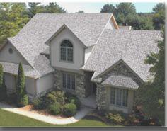 Owens Corning Sierra Gray Shingle Roofs Pinterest