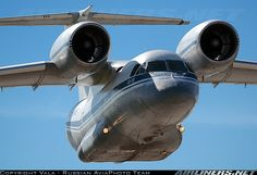 Russian Air Force: Antonov An-72