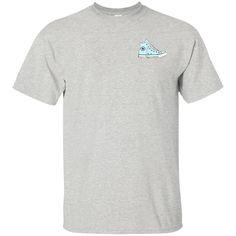 Converse Shoe Inspired T-Shirt - Unisex