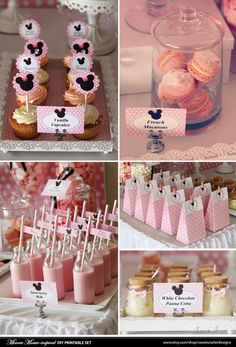 1000 Images About Tortas Minni On Pinterest Minnie