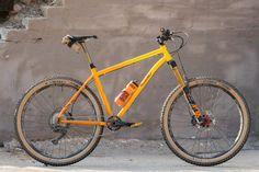 Golden Saddle Rides: Nathan's San Gabriel Sunset Fade Ritchey Timberwolf   The Radavist