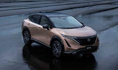 2021 Nissan Ariya Nissan Electric, Electric Motor, Electric Cars, Electric Vehicle, Audi Q4, Electric Crossover, Crossover Suv, Honda Cr, Large Suv