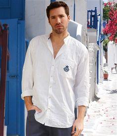 Chemise Santorin : http://www.atlasformen.fr/products/vetements/chemise/chemise-santorin/14649.aspx