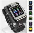 Sweden post free shipping! N388 mobile watch phone