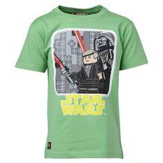 LEGO Wear Star Wars - Camiseta de manga corta para niño, color pale green, talla 11 años (146 cm) #camiseta #realidadaumentada #ideas #regalo
