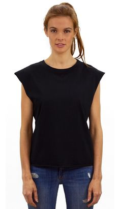 black to basics. organic cotton, made in Sydney :) support Australian made! Watch This Space, Ethical Fashion, News Design, Industrial Style, Organic Cotton, V Neck, Shorts, Sydney, How To Make