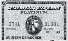 American Express Platinum | Belgium