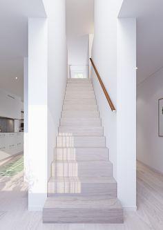 Vårvetet. Kedjehus i Hagsätra, Stockholm. Arkitekt: Sweco Architects Bilder: Wingårdhs