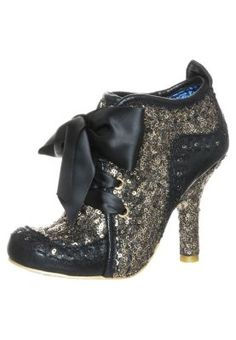 Irregular Choice ABIGAILS 3RD PARTY - Ankleboots - white/brown