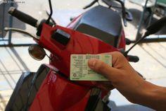С мая цена на бланки удостоверения водителя и свидетельства про регистрацию транспортного средства упадет почти на 50%.