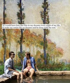 16 Exceptionally Beautiful Quotes From 'Call Me By Your Name'