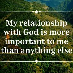 Without Him I have nothing ♡