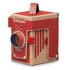 Build Your Own Pinhole Camera Kit