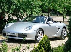I would love to own a Porsche Boxster
