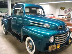 1950 Ford pick-up it would be so fun to find one that needed restoration and restore it