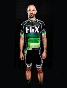 FGX Black Edition Kits  by Alex Ostroy   Cycling jersey