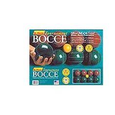 Tournament Bocce Ball Set
