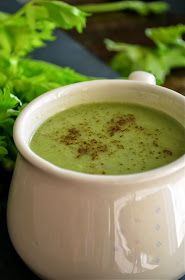 Dishing With Divya: Broccoli Soup