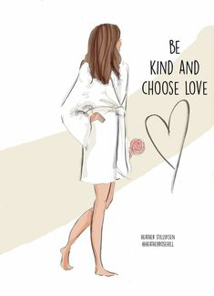 Notting Hill Quotes, Positive Quotes For Women, Cute Cartoon Girl, Beauty Illustration, Sassy Pants, Choose Love, Little Black Books, Woman Quotes, Girl Pictures