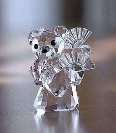 Swarovski SWAROVSKI KRIS BEAR - INTERNATIONAL – KUMIKO / JAPAN / JAPANESE 883414 | Swarovski Crystal