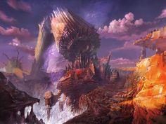 Final Fantasy XIII - Taejin's Tower