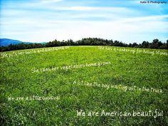 #americanbeautiful #lyrics #country