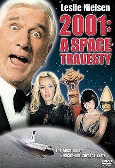 2001: A Space Travesty (DVD, 2002) Leslie Nielsen Fullscreen  NEW