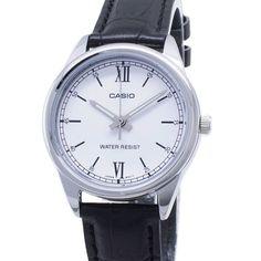 Casio Quartz, Couple Watch, Young Fashion, Casio Watch, Stainless Steel Case, Quartz Watch, Lady, Chronograph, Ladies Watches