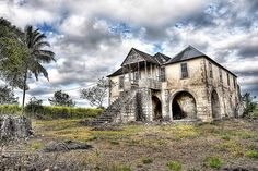 Trelawny, Jamaica, Great House Ruin | Flickr - Photo Sharing!