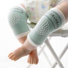 Leg Warmers Ingenious Toddler Kids Kneepad Protector Soft Thicken Terry Non-slip Dispensing Safety Crawling Baby Leg Warmers Well Knee Pads For Child