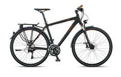KTM Phonic, una fantástica bicicleta de cicloturismo