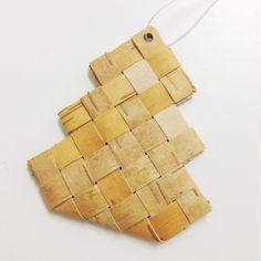 フィンランド産白樺樹皮で丁寧に作られた白樺かご・白樺オーナメント・キット作品を通信販売