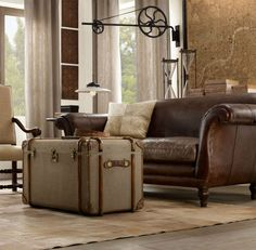 12 Awesome Décor Ideas For a Headstart on the Steampunk Trend