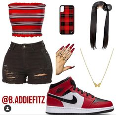 Cute Lazy Outfits, Swag Outfits For Girls, Cute Outfits For School, Teenage Girl Outfits, Cute Swag Outfits, Girls Fashion Clothes, Teen Fashion Outfits, Dope Outfits, Retro Outfits