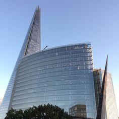 The Shard   #london #england #theshard #architecture #buliding