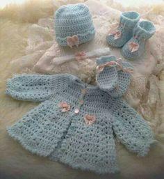 Ensemble crochet