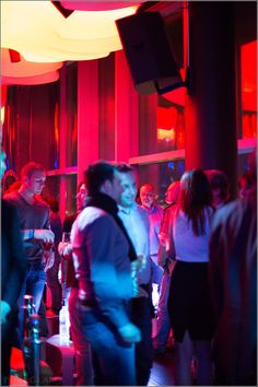 Beauty Night Party – Eclipse Bar at W Barcelona, Spain