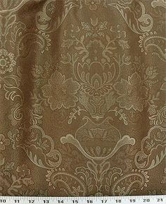Venetia Copper | Online Discount Drapery Fabrics and Upholstery Fabric Superstore!