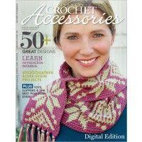 Interweave Crochet, Accessories 2012 (Digital Edition)   InterweaveStore.com - Reversible Intarsia section by Laurinda Reddig