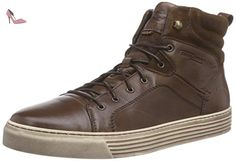 Camel Active Bowl 12, Sneakers Hautes homme, Marron (Bison/Nut 01), 42 EU - Chaussures camel active (*Partner-Link)