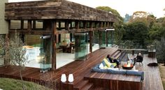 GORGEOUS NATURAL WESTCLIFF PAVILION IN SOUTH AFRICA