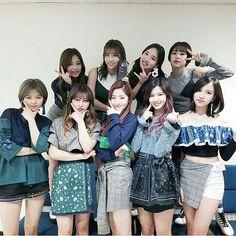Twice(Hangul:트와이스; stylized asTWICE) is a South Koreangirl groupformed byJYP Entertainmentthrough the 2015 reality showSixteen. The group is composed of nine members: Nayeon Jeongyeon Momo Sana Jihyo Mina Dahyun Chaeyoung andTzuyu. The group debuted on October 20 2015 with the mini-albumThe Story Begins.  #Twice #Twicetagram #Once #oneinamillion #one #million #Sana #tzuyu #momo #mina #jihyo #nayeon #dahyun #chaeyeoung #jeongyeon #Jyp #나연 #정연 #모모 #사나 #지효 #미나 #다현 #채영 #쯔위 #onceinternational