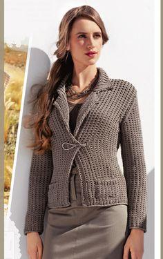 Lana, Tutorials, Lingerie, Street Style, Blazer, Patterns, Knitting, Celebrities, Jackets