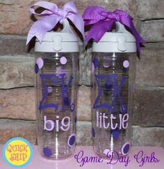 SIGMA KAPPA tervis water bottle (1). $27.00, via Etsy. LOVE